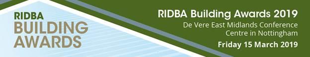 RIDBA Building Awards details